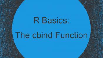 cbind R Command | 3 Example Codes (Data Frame, Vector & Multiple Columns)