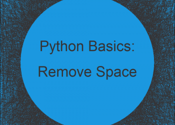 How to Remove Whitespace From Python String | 5 Examples (strip, rstrip & lstrip)