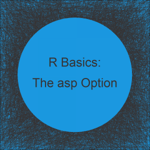 asp in R Plot (2 Example Codes) | Set Aspect Ratio of Scatterplot & Barplot