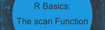 R scan Function (5 Example Codes) | Read Text or CSV File Line by Line