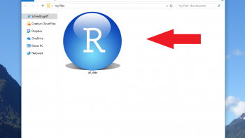 Save & Load RData Workspace Files in R (3 Examples)