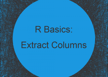 Extract Certain Columns of Data Frame in R (4 Examples)