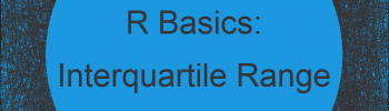 IQR Function in R (2 Examples) | How to Compute the Interquartile Range