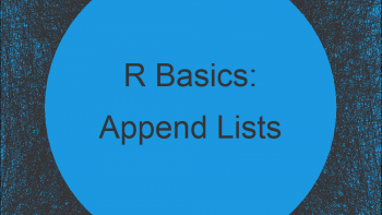 How to Combine Lists in R (2 Examples)
