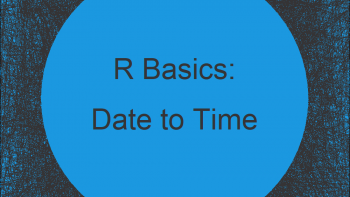 Convert Date to Numeric Time Object in R (Example)