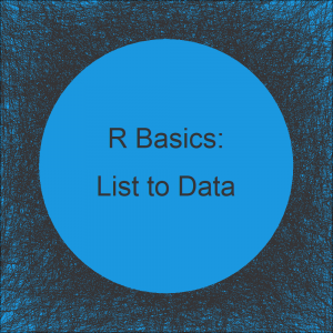 Convert List of Vectors to Data Frame in R (2 Examples)