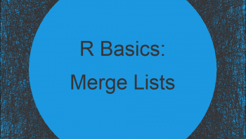 Merge Two Lists in R (Example)