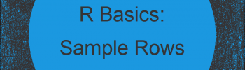 Sample Random Rows of Data Frame in R (2 Examples)   Select with Base R vs. dplyr Package
