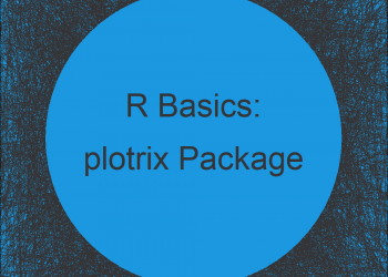 plotrix Package in R | Tutorial & Programming Examples