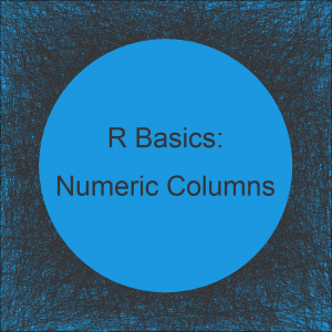 Select Only Numeric Columns from Data Frame in R (Example)