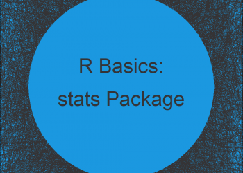 stats Package in R | Tutorial & Programming Examples