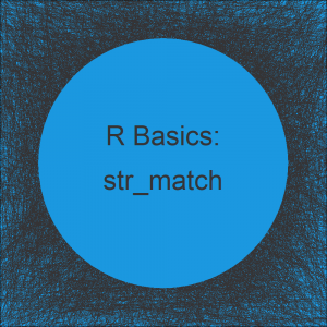 str_match & str_match_all Functions in R (2 Examples)