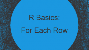 Use Function in Each Row of Data Frame in R (2 Examples)