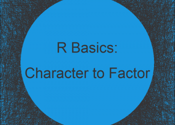 Convert Character to Factor in R (3 Examples)