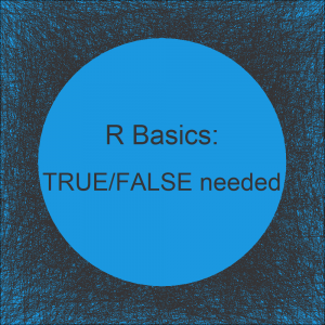 R Help - Error in if (NA) { : missing value where TRUE/FALSE needed