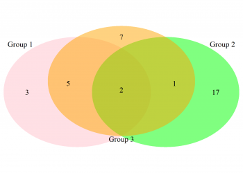 How to Create a Venn Diagram in R (8 Examples)