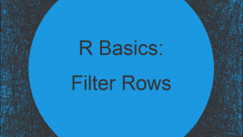 Subset Data Frame Rows by Logical Condition in R (5 Examples)