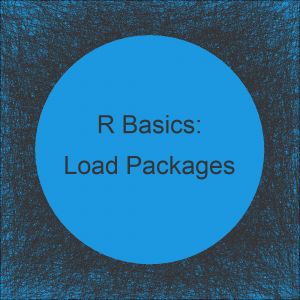 Load Multiple Packages at Once in R (Example)