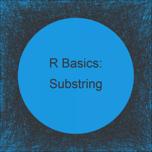 Extract Substring Before or After Pattern in R (2 Examples)