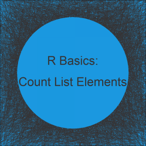 Count Number of List Elements in R (2 Examples)