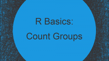 Count Number of Cases within Each Group of Data Frame in R (Example) | Counting Rows