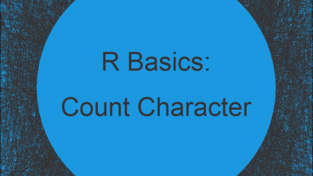 Count Number of Occurrences of Certain Character in String in R (2 Examples)