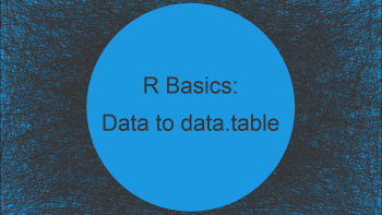 Convert data.frame to data.table in R (Example)