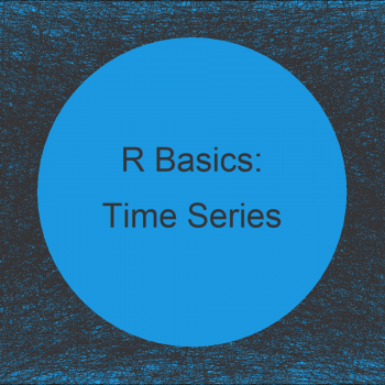 Convert Data Frame with Date Column to Time Series Object in R (Example)