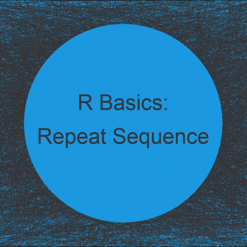 Create Sequence of Repeated Values in R (Example) | Replicate N Times