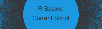 Determine Path of Current Script in R (Example)