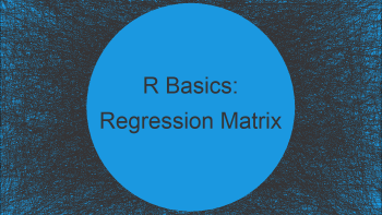 Extract Regression Coefficients of Linear Model in R (Example)