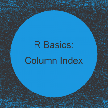 Get Column Index in Data Frame by Variable Name in R (2 Examples)