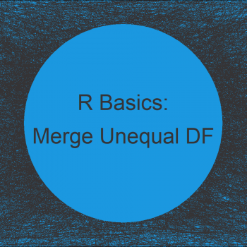 Merge Two Unequal Data Frames & Replace NA with 0 in R (Example)
