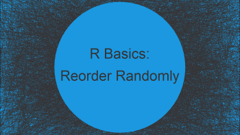 Randomly Reorder Data Frame by Row and Column in R (2 Examples)