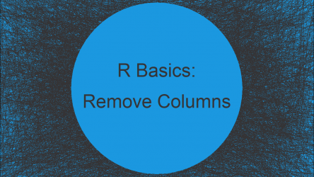 Remove Multiple Columns from data.table in R (Example)