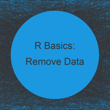 Remove Multiple Data Objects Using rm Function in R (Example)