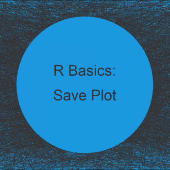 Save Plot in Data Object in Base R (Example)
