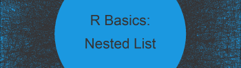 Select First Element of Nested List in R (2 Examples)