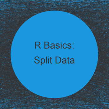 Split Data Frame in R (3 Examples) | Divide (Randomly) by Row & Column