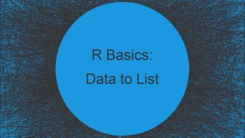 Split Data Frame into List of Data Frames Based On ID Column in R (Example)