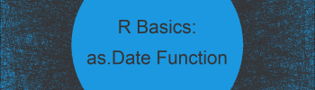 as.Date Function in R (Example)