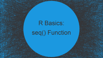 seq Function in R (5 Examples)
