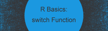 switch Statement in R (2 Examples)   How to Use the switch() Function