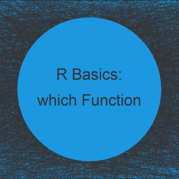 which Function in R (5 Examples)