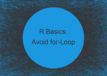 Avoid for-Loop in R? (Alternatives) | Using lapply Function Instead
