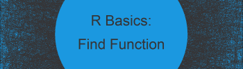 R Error: Could not Find Function X (2 Examples)