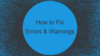 Handling Errors & Warnings in R | List of Typical Messages & How to Solve