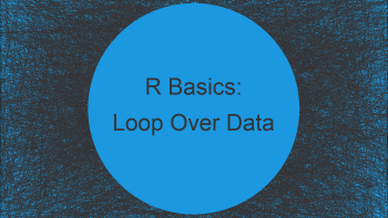 R Loop Through Data Frame Columns & Rows (4 Examples)   for-, while- & repeat-Loops