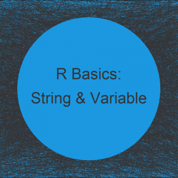 Print Character String & Variable on Same Output Line in R (3 Examples)