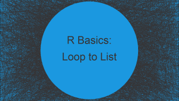 Store Results of Loop in List in R (Example) | Save Output of while- & for-Loops